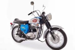 BSA Anglia 1956
